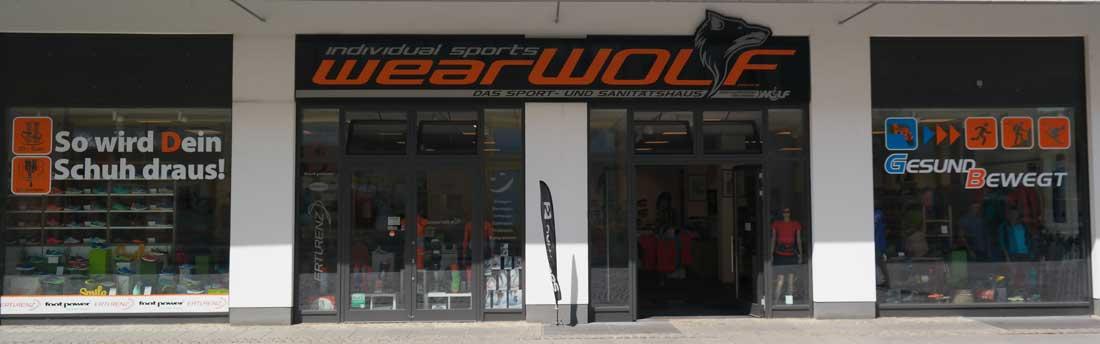 sportswear Wolf Laden