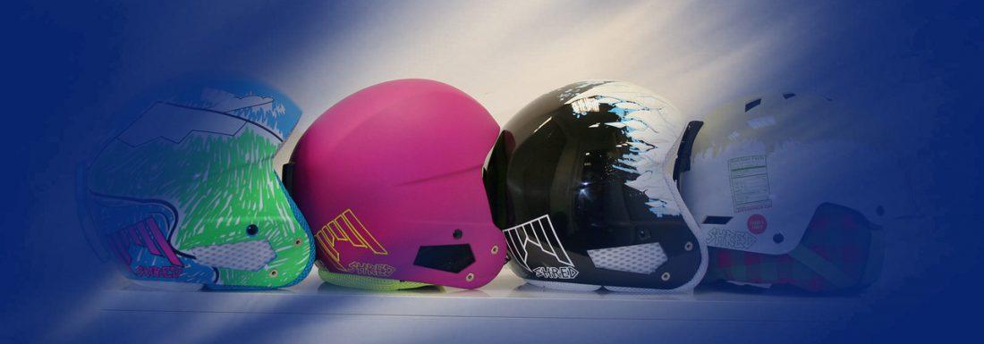 sportswear Wolf - Helme